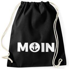 Cooler Turnbeutel Moin mit Anker Moonworks®