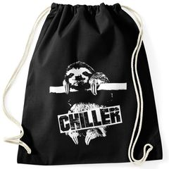 Turnbeutel Faultier Born Chiller Sloth Gymbag Moonworks®