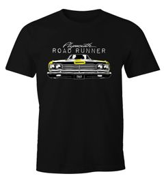 Herren T-Shirt Plymouth Road Runner 1969 Moonworks®