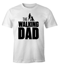 The Walking Dad Shirt Herren T-Shirt Fun Moonworks®
