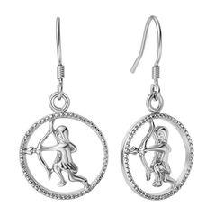 Sternzeichen-Ohrringe Schütze Damen Ohrstecker Ohrhänger Sternzeichen Autiga®
