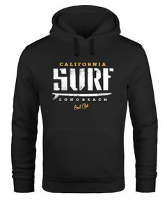 Hoodie Herren Surf Kapuzen-Pullover Männer Neverless®