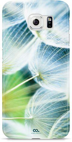 {variation2_option_id} Hülle {style_variation} Handy Hardcover Hardcase Schutzhülle Blumen Flowers Dandelion Blüten Blumenmuster Blumenprint Autiga®