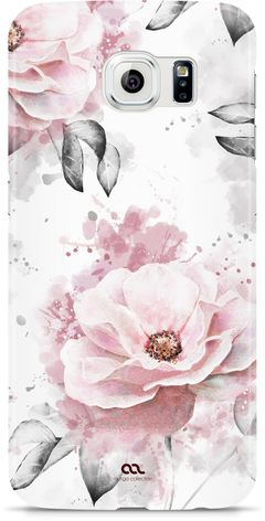 Moonworks® Handyhülle {variation2_option_id} Hülle Handy Cover Hardcover {style_variation} Blumen Blumenmuster Blüten Flowers