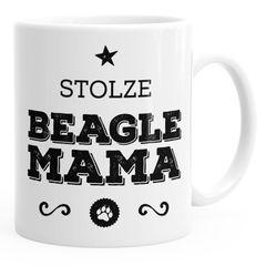 Kaffee-Tasse Stolze {style_variation} Mama {style_variation} Besitzerin Hundebesitzerin MoonWorks®