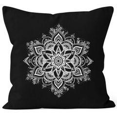 Kissenbezug Mandala Ornament Bohemian Boho Ethno Kissen-Hülle Deko-Kissen Autiga®