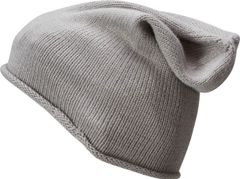 Herren Beanie Wintermütze Strickmütze Ripp Slouch Beanie Roll-Up Long Neverless®
