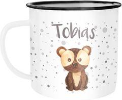 Namenstasse personalisierte Kaffee-Tasse mit Namen persönliche Geschenke SpecialMe®