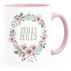 Kaffee-Tasse mit Spruch individuell anpassbar Schimpfwörter Beleidigung Ironie Sarkasmus Geschenk lustige Büro-Tasse MoonWorks®