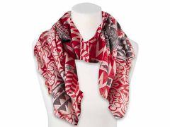 leichter Damen-Schal Azteken-Muster Bohemian Tuch Halstuch Boho Trend Schal Autiga®