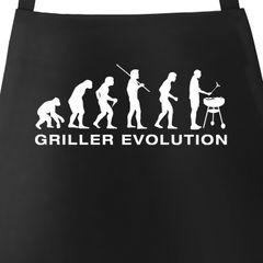 Grill-Schürze für Männer Griller Evolution Moonworks®