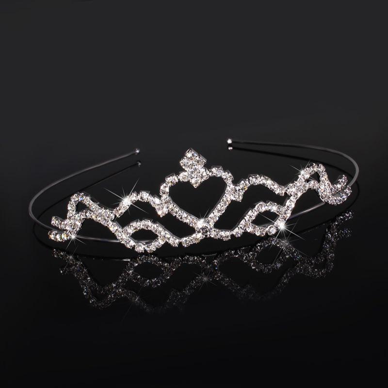 braut haarreif tiara perlen strass bl ten haarschmuck. Black Bedroom Furniture Sets. Home Design Ideas
