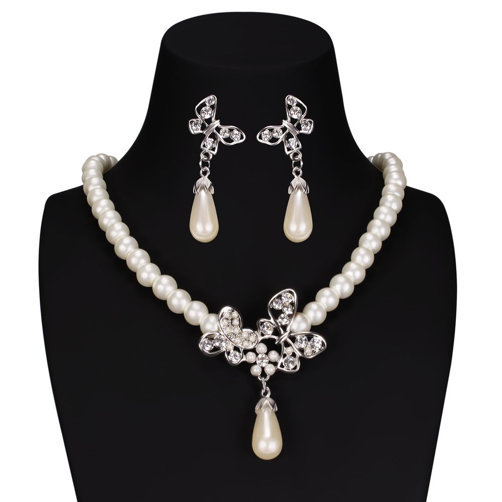 Brautschmuck ohrringe tropfen  brautschmuck-schmuckset-perlen-collier-kette-ohrringe -kristall-schmetterling-hochzeit-tropfen-3217.jpg